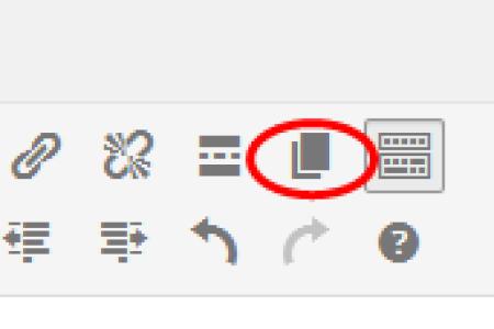 WordPress 主题添加文章分页按钮