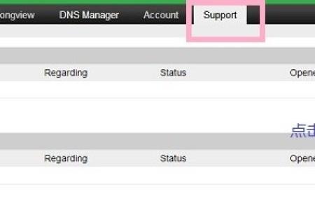 Linode 新手教程:support(发送工单)