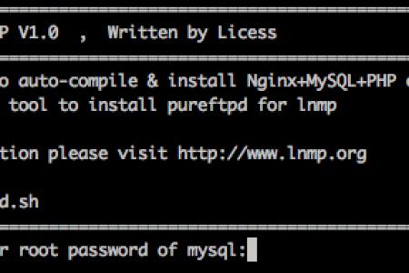 【整理】军哥一键LNMP 安装 Pureftpd 开启FTP服务以及修改FTP端口