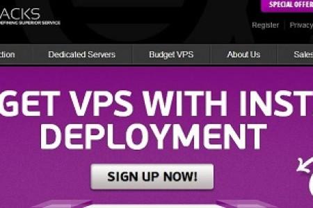 AlphaRacks 便宜vps服务器  512M内存 洛杉矶 年付9.9美元