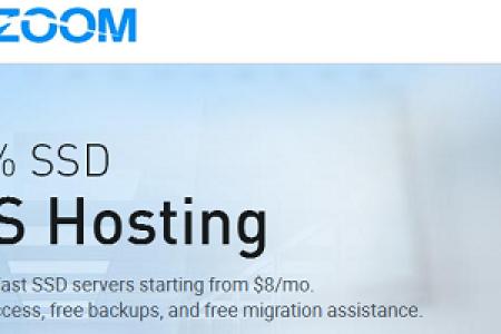 IOzoom美国vps优惠 KVM 2GB内存 SSD硬盘 免费DDOS防护 洛杉矶 $7/月