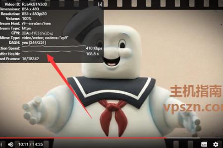 Y2B视频播放器新统计信息是怎么设置的