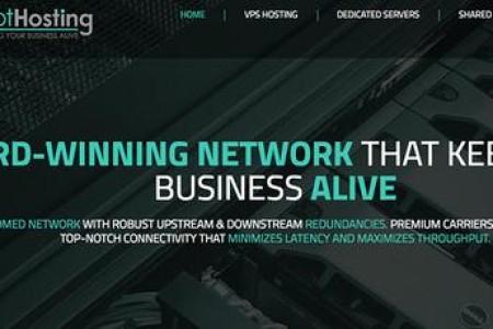 WootHosting 便宜年付美国vps主机 KVM 512M内存 洛杉矶