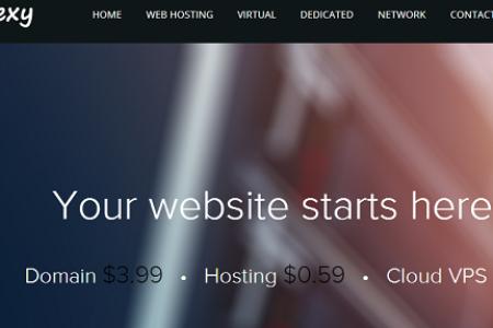 Cloudflexy 便宜台湾/越南/新加坡VPS/SSD空间/不限流量