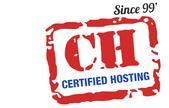 Certified Hosting劳动节无限主机年付 还赠送1域名