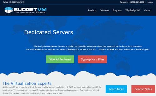 budgetvm- 12月服务器7折促销活动,云服务器低至美元
