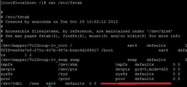 华夏名网云服务器安装WDCP/AMH到数据盘的方法