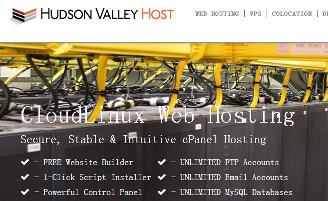 hudsonvalleyhost-OPENVZ 4g内存/40g硬盘/4T流量/4IP/5机房/年付40美元