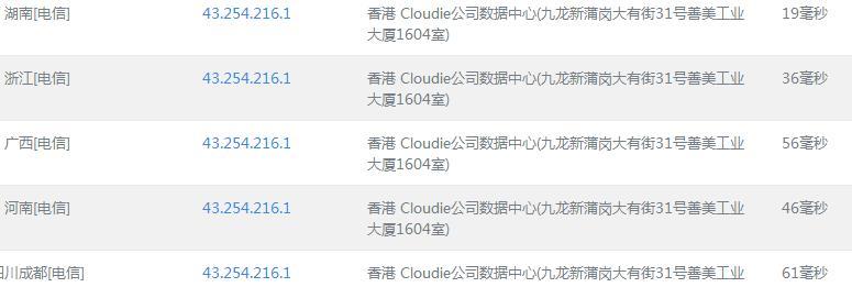 HostXen 香港云主机 XEN 2GB/35GB/2M无限 70元/月买一送一