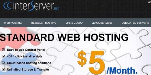 InterServer 首月相当于免费试用优惠码