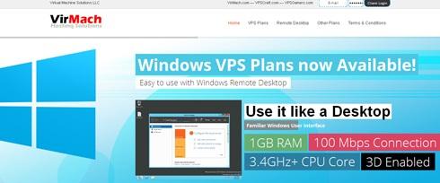 virmach-便宜vps主机-openvz 年付6美元-KVM 年付16美元