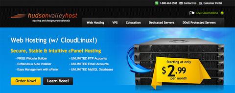 hudsonvalleyhost -Windows系列vps主机 3.75美元起 - openvz系列vps月付1.75刀起