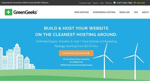 GreenGeeks 万圣节虚拟主机优惠促销活动