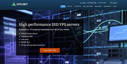 vps.net- 最新主机优惠 Xen 512m 内存SSD硬盘 洛杉矶 月付2.5美元